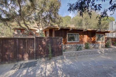 Ojai Single Family Home For Sale: 505 East Villanova Road