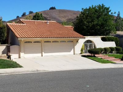 Agoura Hills Single Family Home For Sale: 6124 Acadia Avenue