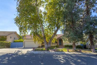 Simi Valley Single Family Home For Sale: 1168 Rambling Road