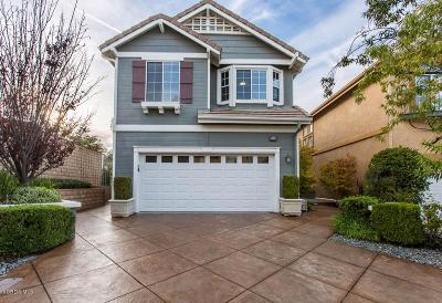 Thousand Oaks Single Family Home For Sale: 2840 Capella Way