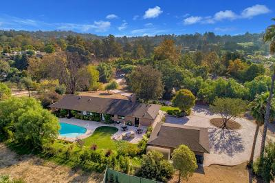 Camarillo Single Family Home For Sale: 192 Ramona Place