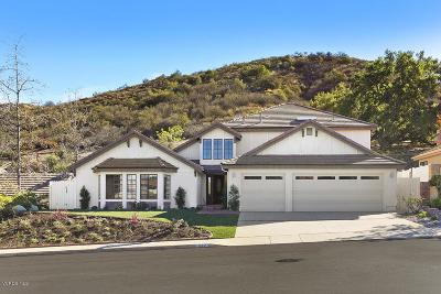 Thousand Oaks Single Family Home For Sale: 312 Los Padres Drive