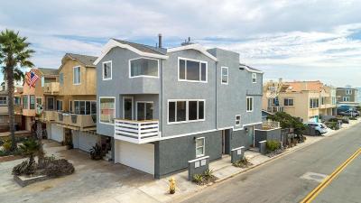 Oxnard Single Family Home For Sale: 3660 Ocean Drive