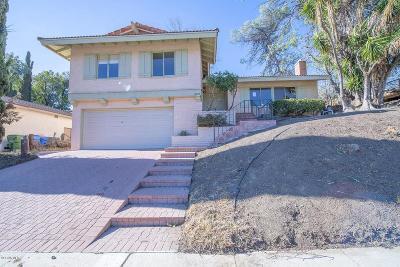 Thousand Oaks Single Family Home For Sale: 4435 Erbes Road