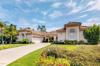 Moorpark Single Family Home For Sale: 11087 Vare Court
