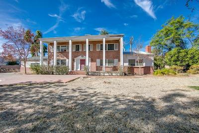 North Hills Single Family Home For Sale: 16659 Parthenia Street