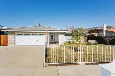 Simi Valley Single Family Home For Sale: 6455 Sibley Street