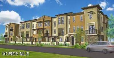 Camarillo Condo/Townhouse For Sale: 358 Marshall Drive