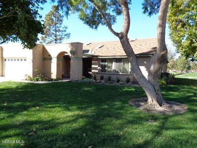 Camarillo Single Family Home For Sale: 17113 Village 17