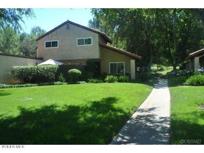 Agoura Hills Condo/Townhouse Sold: 27560 Rondell Street #104