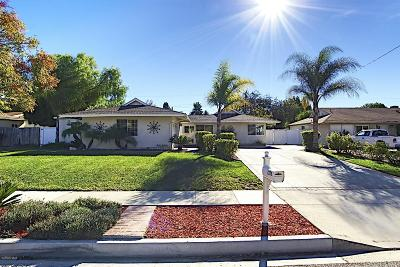 Thousand Oaks Single Family Home For Sale: 2378 Sirius Street