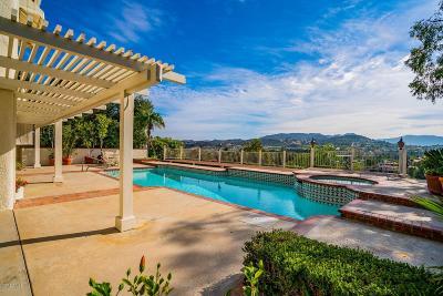Calabasas CA Single Family Home For Sale: $1,549,900