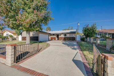 West Hills Single Family Home For Sale: 22535 Burton Street