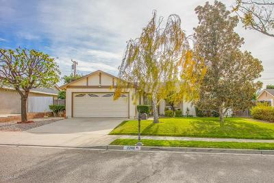 Simi Valley Single Family Home For Sale: 2248 Rosemary Street
