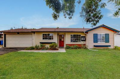Thousand Oaks Single Family Home For Sale: 768 Calle Clavel