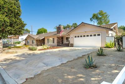 Thousand Oaks Single Family Home For Sale: 1052 Camino Dos Rios