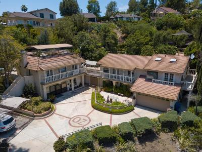 Newbury Park Single Family Home For Sale: 4089 Mayfield Street