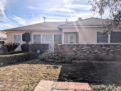 Northridge Single Family Home For Auction: 17506 Lanark Street