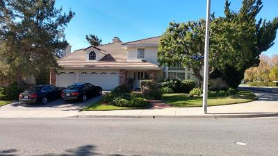 Agoura Hills Single Family Home Active Under Contract: 5765 Middle Crest Drive