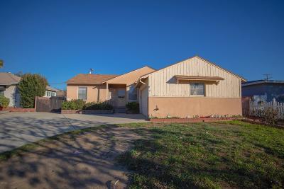 North Hills Single Family Home For Sale: 10112 Valjean Avenue