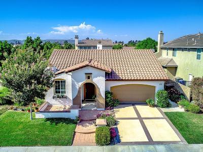 Camarillo Single Family Home Active Under Contract: 3703 Fountain Street