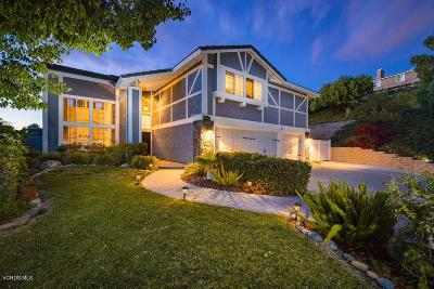 Thousand Oaks Single Family Home For Sale: 3269 Rickey Court