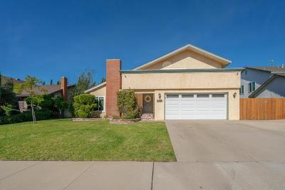 Camarillo Single Family Home For Sale: 2765 Via Vela