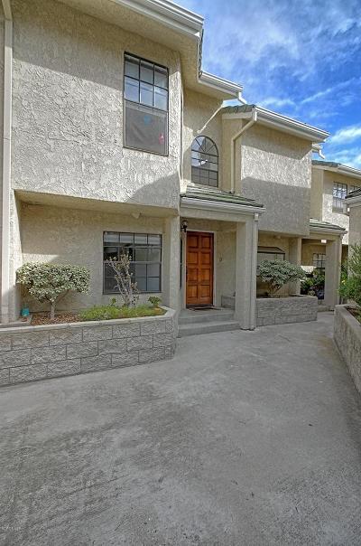 Ventura Condo/Townhouse For Sale: 9540 Telegraph Road #3
