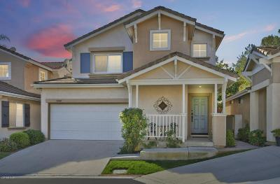 Westlake Village Single Family Home Sold: 30868 Champagne Court