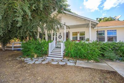 Moorpark Single Family Home For Sale: 3911 Hitch Boulevard