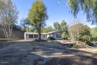 Moorpark Single Family Home For Sale: 4087 Hitch Boulevard