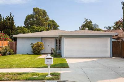 Van Nuys Single Family Home For Sale: 16610 Hart Street