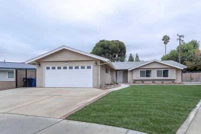 Simi Valley Single Family Home For Sale: 1963 Buell Court