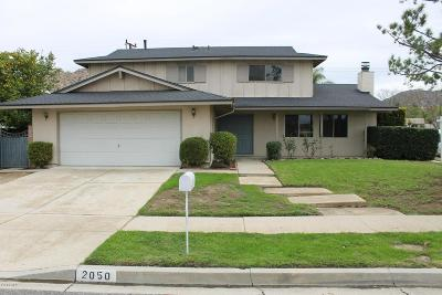 Simi Valley Single Family Home For Sale: 2050 Finch Court