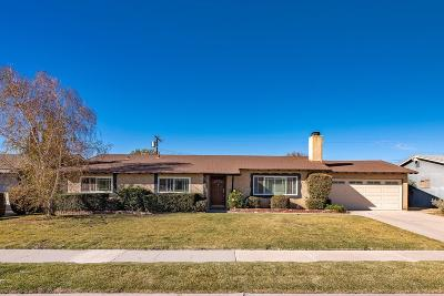Simi Valley Single Family Home For Sale: 1331 Pride Street