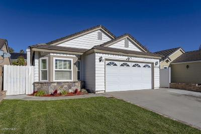 Simi Valley Single Family Home For Sale: 2777 Shrubwood Circle