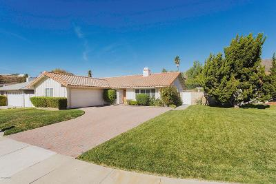 Thousand Oaks Single Family Home For Sale: 1683 Feather Avenue