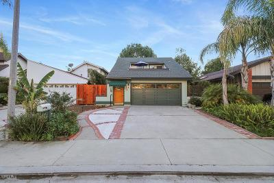 Agoura Hills Single Family Home For Sale: 30708 Lakefront Drive