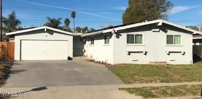 Simi Valley Single Family Home For Sale: 1471 Buster Street