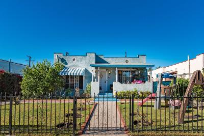 Los Angeles CA Single Family Home For Sale: $710,000
