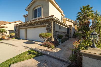 Camarillo Single Family Home Active Under Contract: 1716 Via Pajaro
