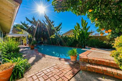 Westlake Village Single Family Home Sold: 2941 Great Smokey Court