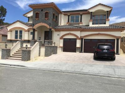 Thousand Oaks Single Family Home For Sale: 2055 Lonestar Way