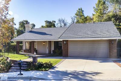 Thousand Oaks Single Family Home For Sale: 642 Lautrec Court