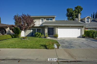 Agoura Hills Single Family Home For Sale: 5654 Medeabrook Place