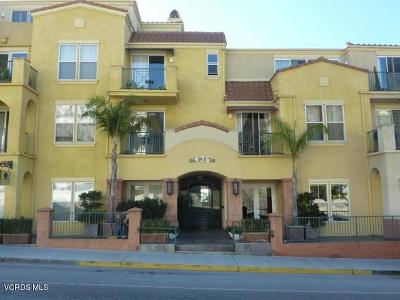 Ventura Condo/Townhouse For Sale: 436 Poli Street #402