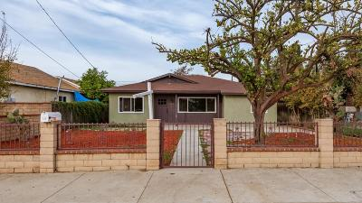 Pomona Single Family Home Active Under Contract: 725 West Grand Avenue