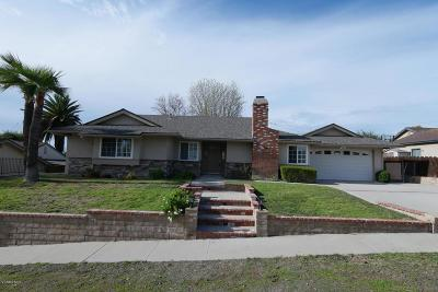 Thousand Oaks Single Family Home For Sale: 151 Van Dyke Street
