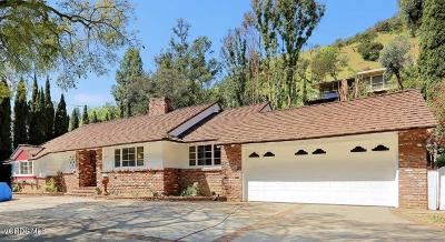 Single Family Home For Sale: 2201 Coldwater Canyon Drive