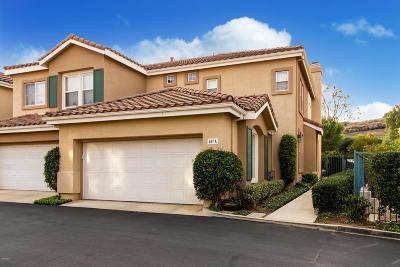 Simi Valley CA Condo/Townhouse For Sale: $559,000